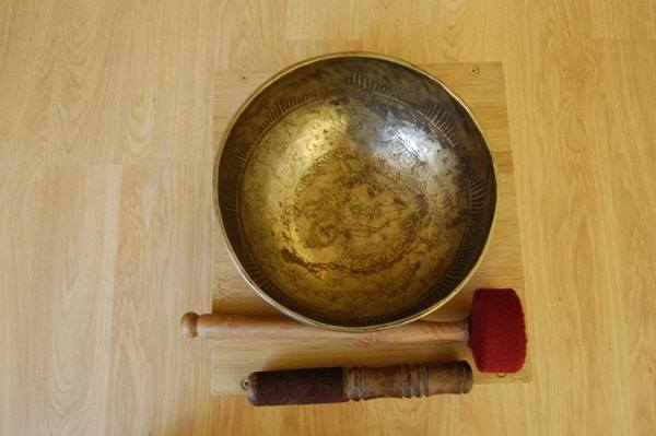 Gong for chanting and meditation